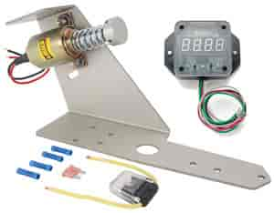 JEGS Performance Products 62300K - JEGS Electric Solenoid Shifter & Kit