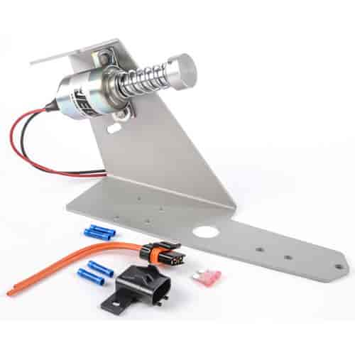 JEGS Performance Products 62300 - JEGS Electric Solenoid Shifter & Kit