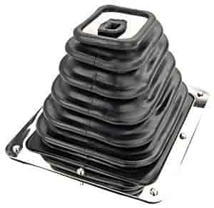 JEGS Shifter Boot & Plate Overall: 7-7/8