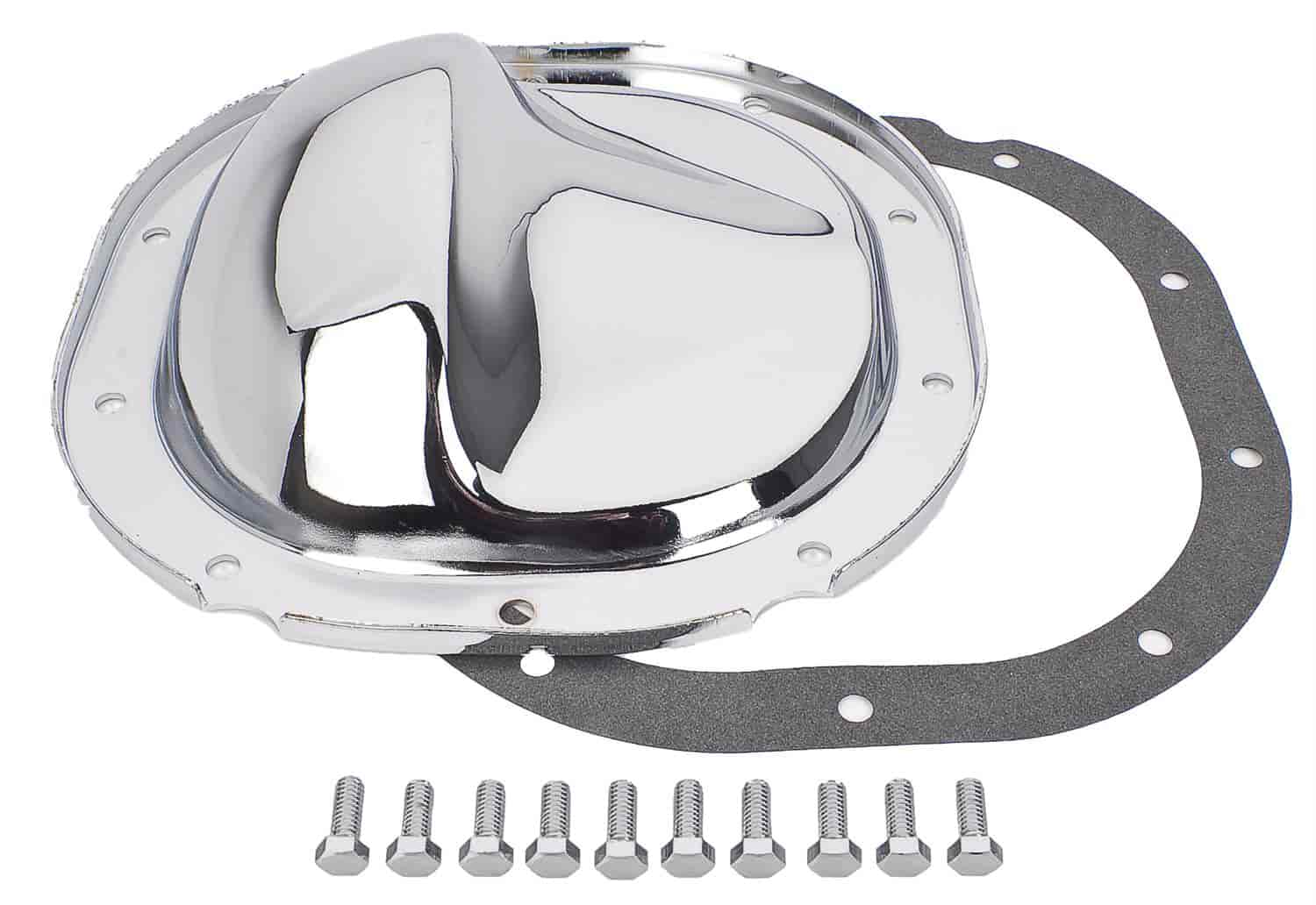 JEGS Performance Products 62500 - JEGS Chrome Rear Differential Covers