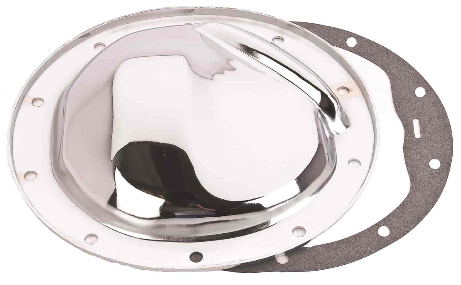 JEGS Performance Products 62510 - JEGS Chrome Rear Differential Covers