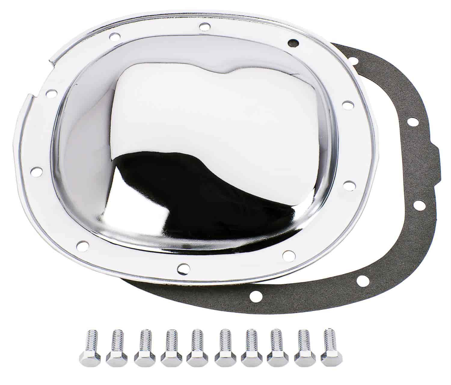 JEGS Performance Products 62511 - JEGS Chrome Rear Differential Covers