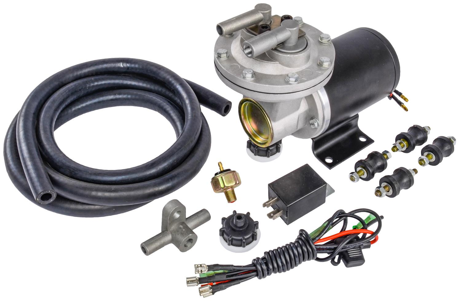 JEGS Performance Products 63016 - JEGS Electric Vacuum Pump Kit