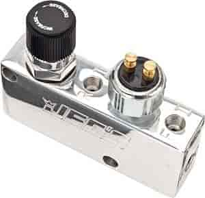 JEGS Performance Products 63027 - JEGS Adjustable Proportioning Valve and Distribution Block
