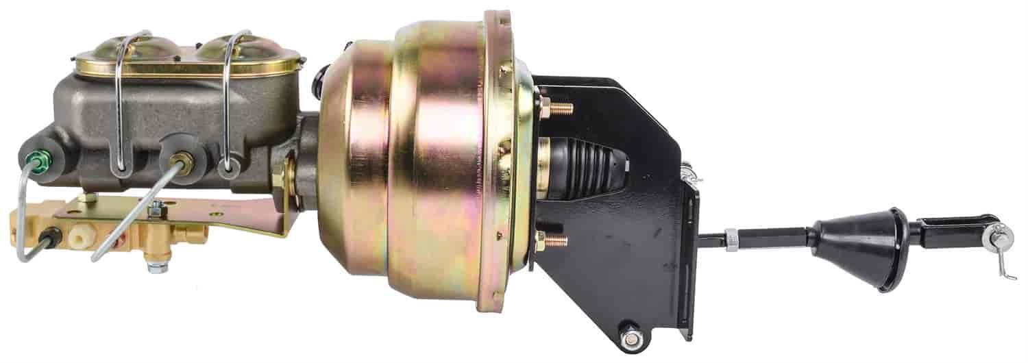 Power Brake Booster-Auto Trans MOTORCRAFT BRB-93 fits 12-13 Ford Mustang