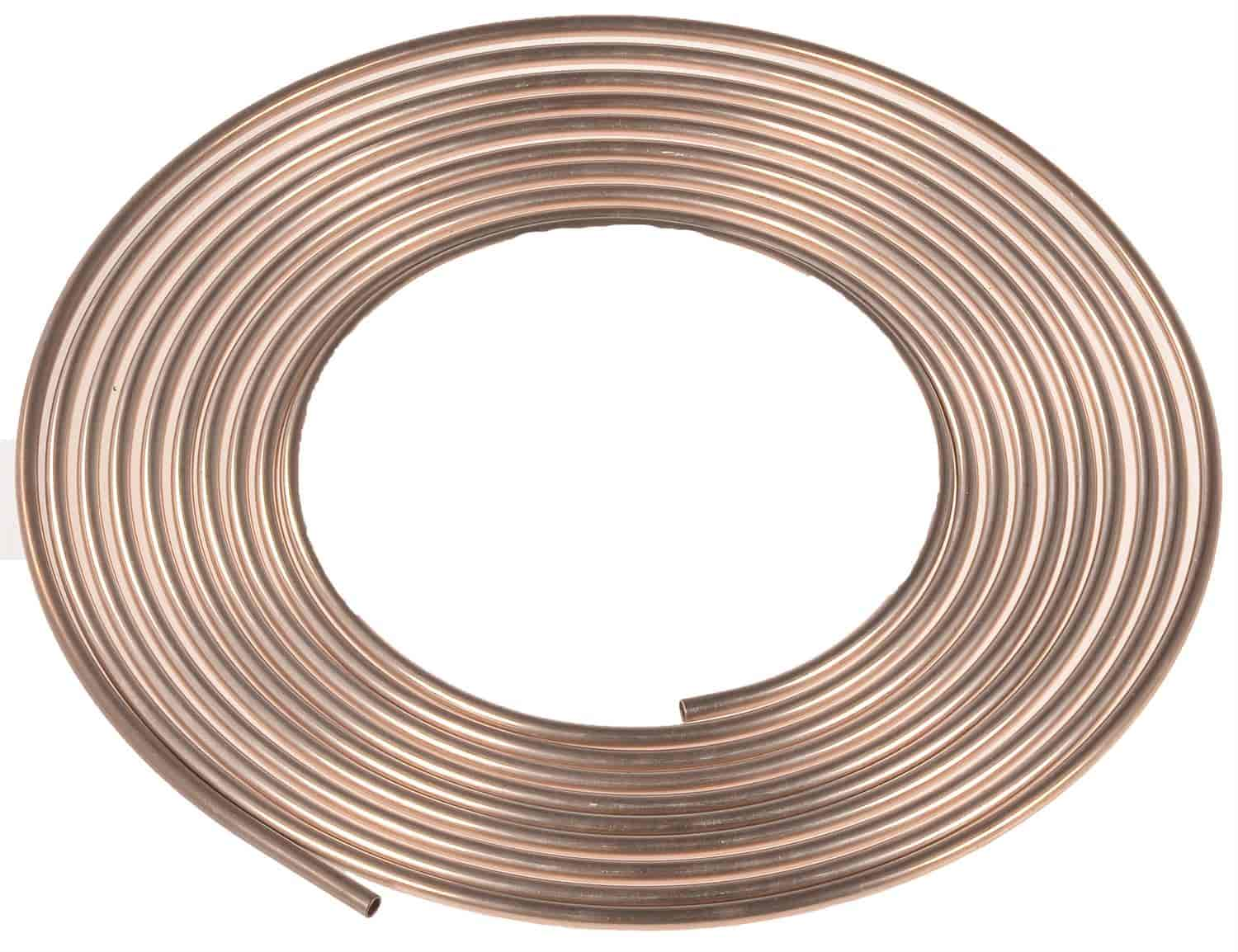 JEGS Performance Products 635802 - JEGS NiCopp Nickel Copper Brake Lines