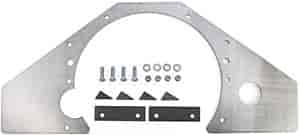 JEGS Performance Products 64075 - JEGS Mid-Mount Engine Plates