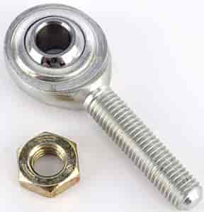 JEGS Performance Products 64117K - JEGS Rod Ends with Jam Nuts