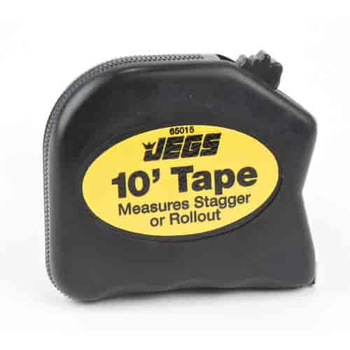 JEGS Performance Products 65015 - JEGS Tire Stagger/Rollout Tape