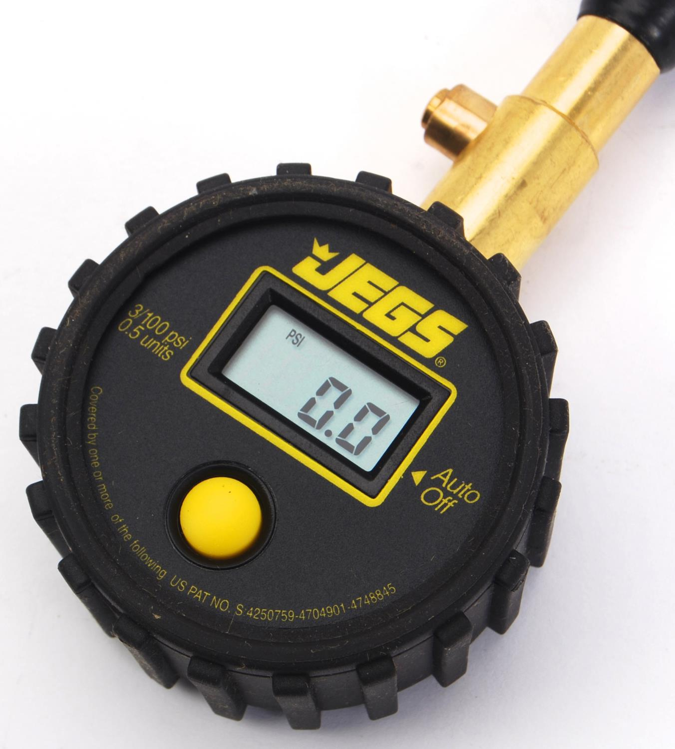 JEGS Performance Products 65036 - JEGS Digital Tire Gauges