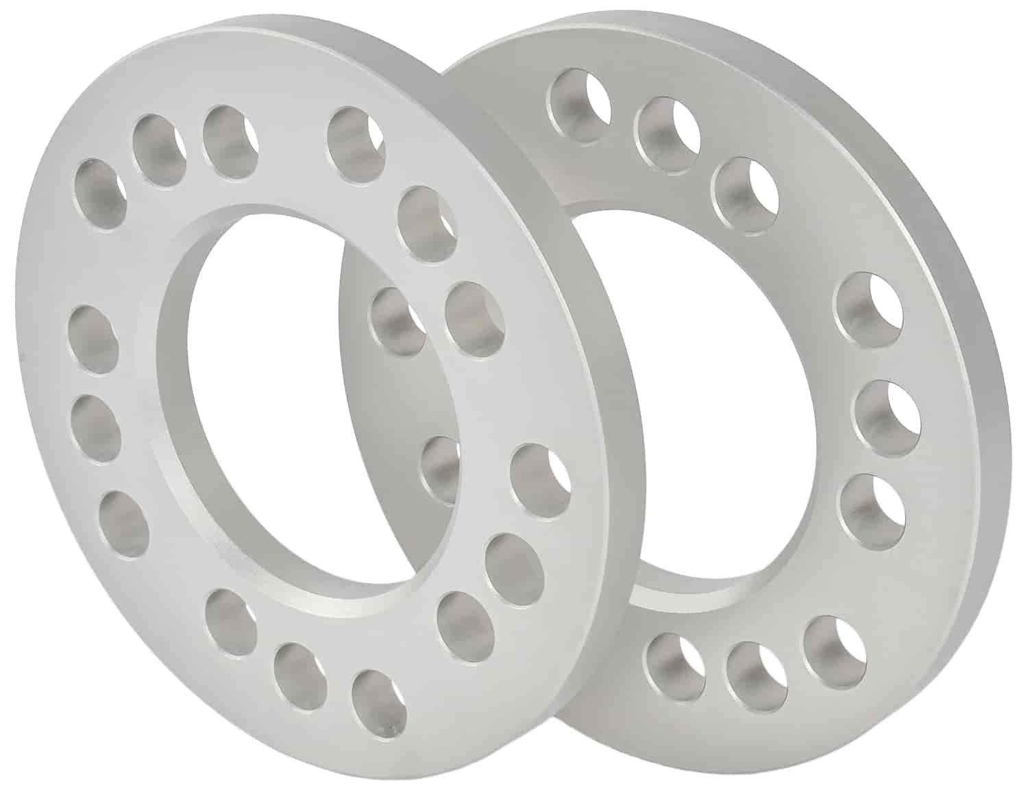 JEGS Performance Products 65052 - JEGS 5-Lug Billet Wheel Spacers