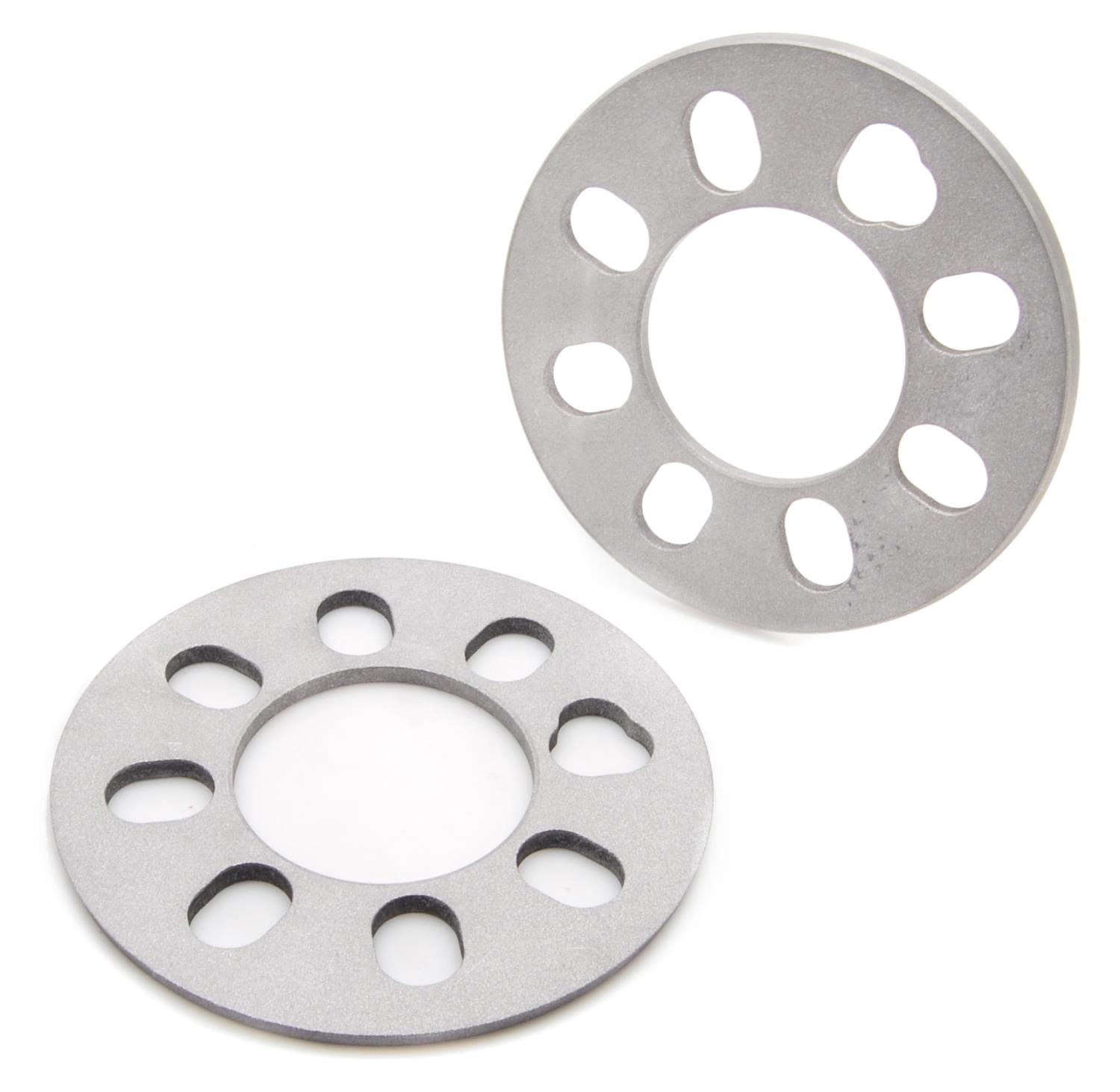 JEGS Performance Products 65075 - JEGS Cast Aluminum Wheel Spacers