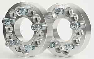 JEGS Performance Products 65091 - JEGS 5-Lug Billet Dual Pattern Wheel Adapters