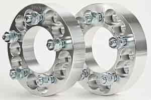JEGS Performance Products 65092 - JEGS 5-Lug Billet Dual Pattern Wheel Adapters