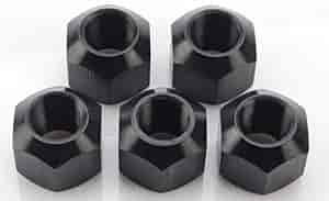JEGS Performance Products 65180 - JEGS 1'' Hex Lug Nuts