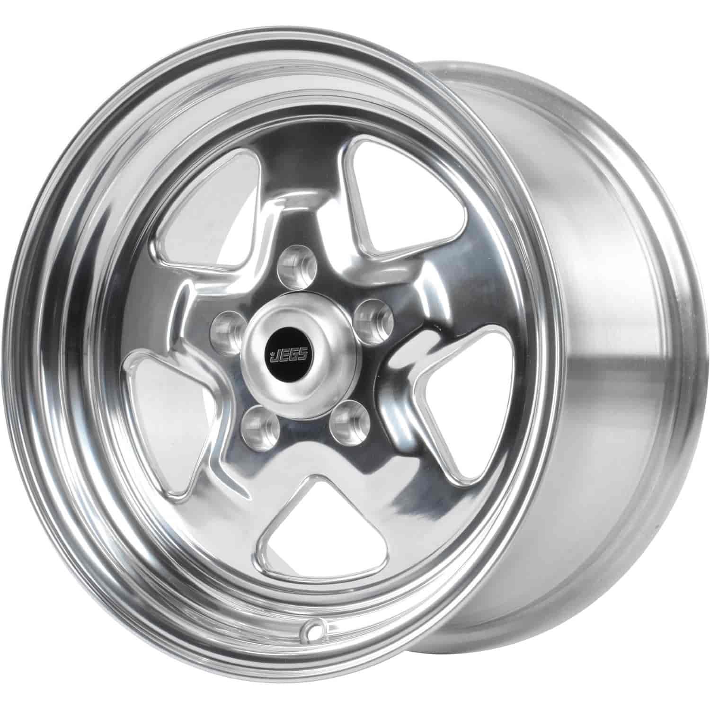 Jegs Performance Products 66077 Sport Star 5 Spoke Wheel