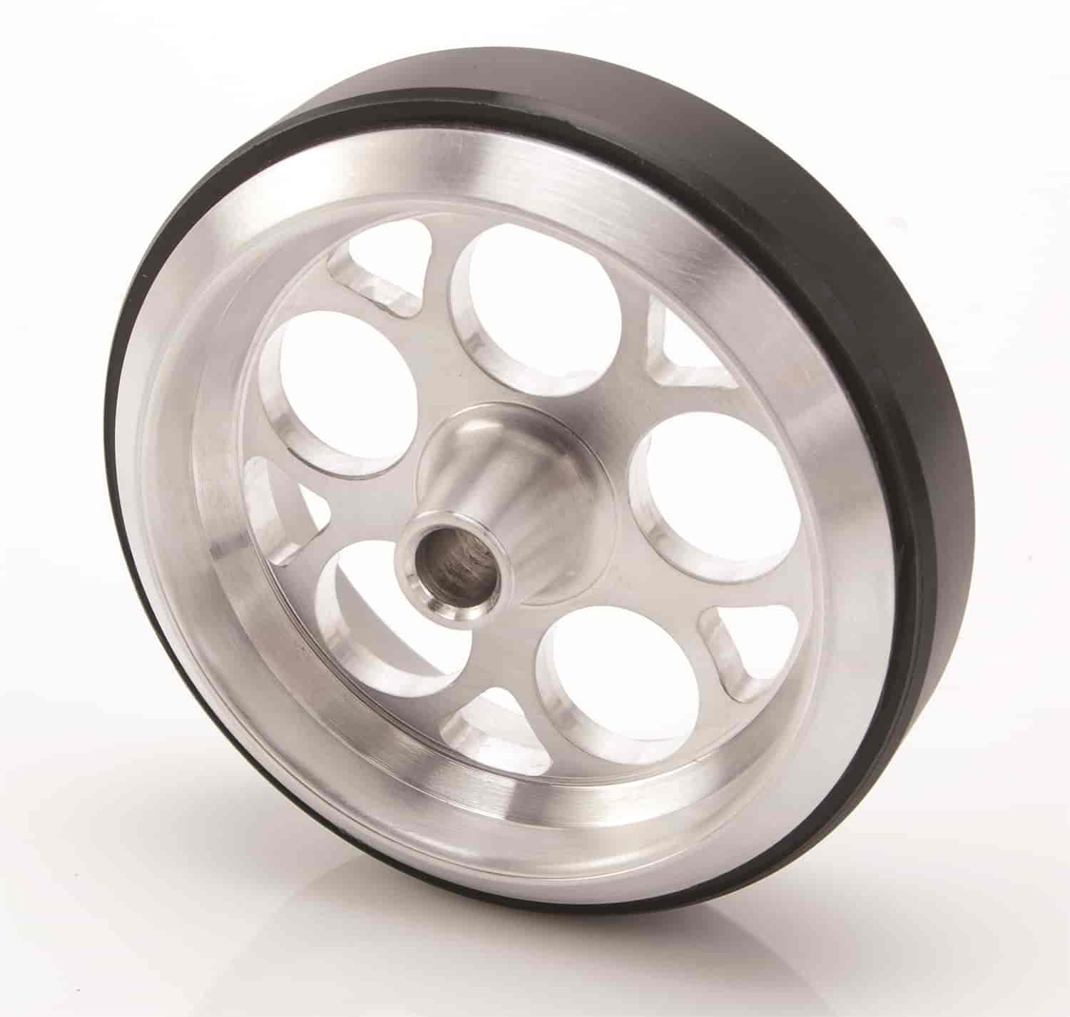JEGS Performance Products 67049 - JEGS Wheelie Bar Wheels
