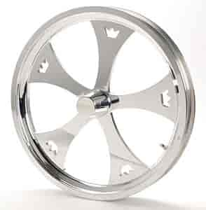 JEGS Performance Products 67091 - JEGS Dragster Wheels