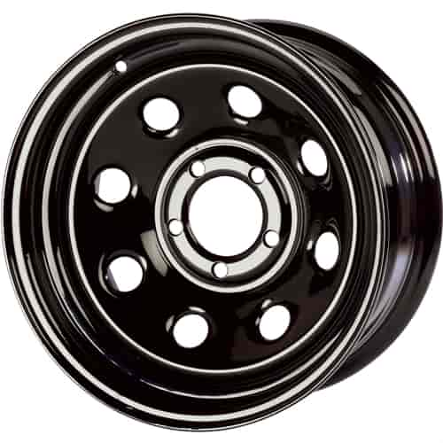 JEGS Performance Products 671100 - JEGS Baja-8 Steel Wheels