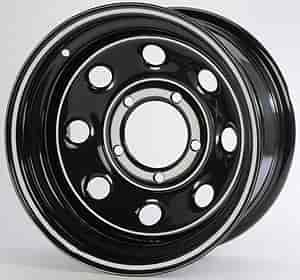 JEGS Performance Products 671112 - JEGS Baja-8 Steel Wheels