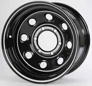 JEGS Performance Products 671114 - JEGS Baja-8 Steel Wheels
