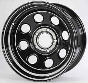 JEGS Performance Products 671132 - JEGS Baja-8 Steel Wheels
