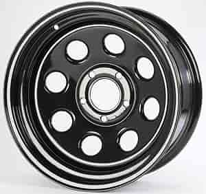 JEGS Performance Products 671143 - JEGS Baja-8 Steel Wheels