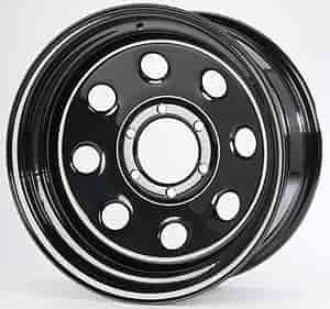 JEGS Performance Products 671144 - JEGS Baja-8 Steel Wheels