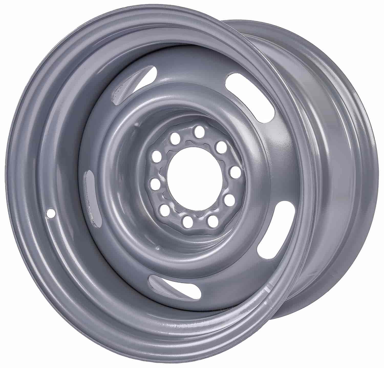 JEGS Performance Products Rally Wheel Diameter x Width 15