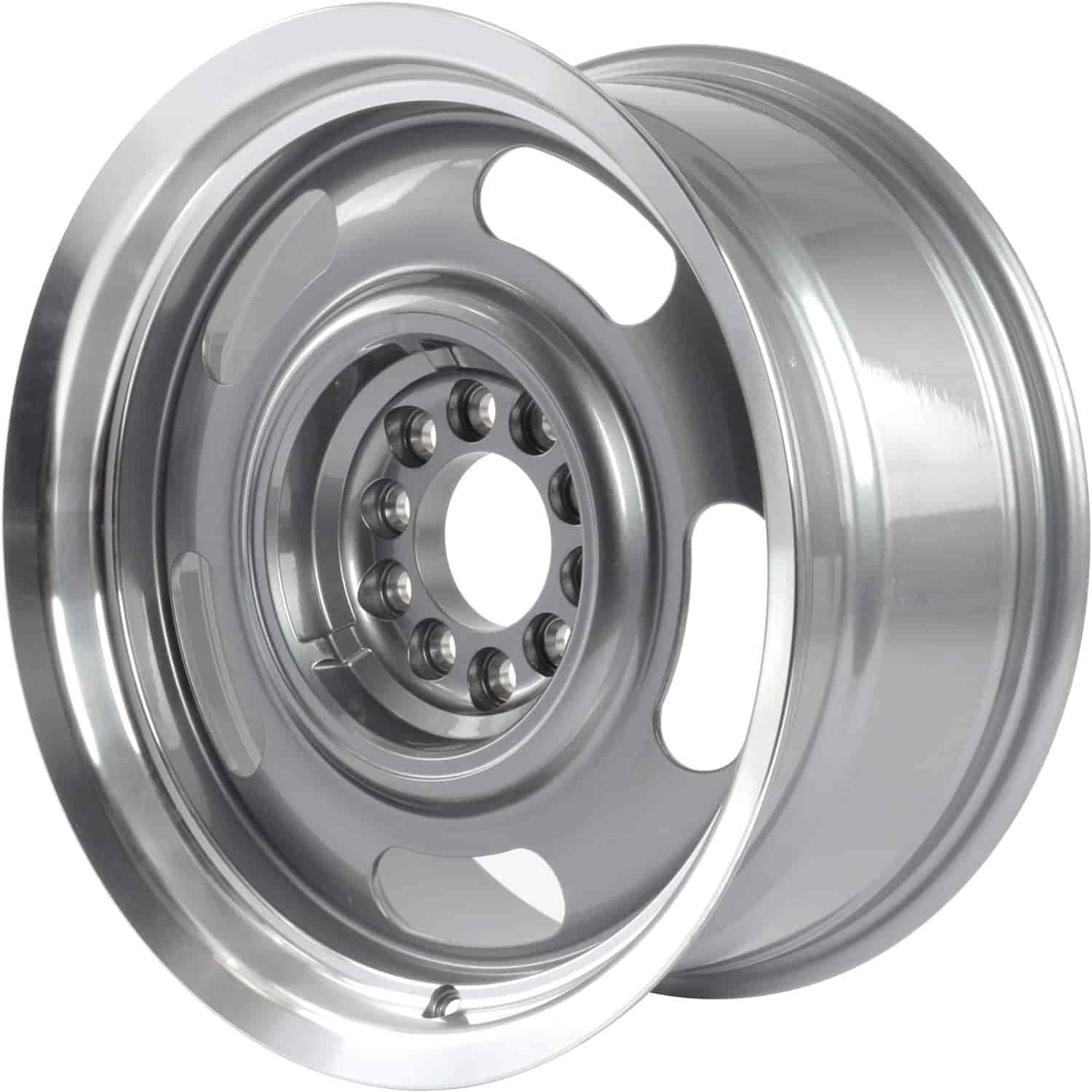 JEGS Performance Products Rally Wheel Diameter x Width 17