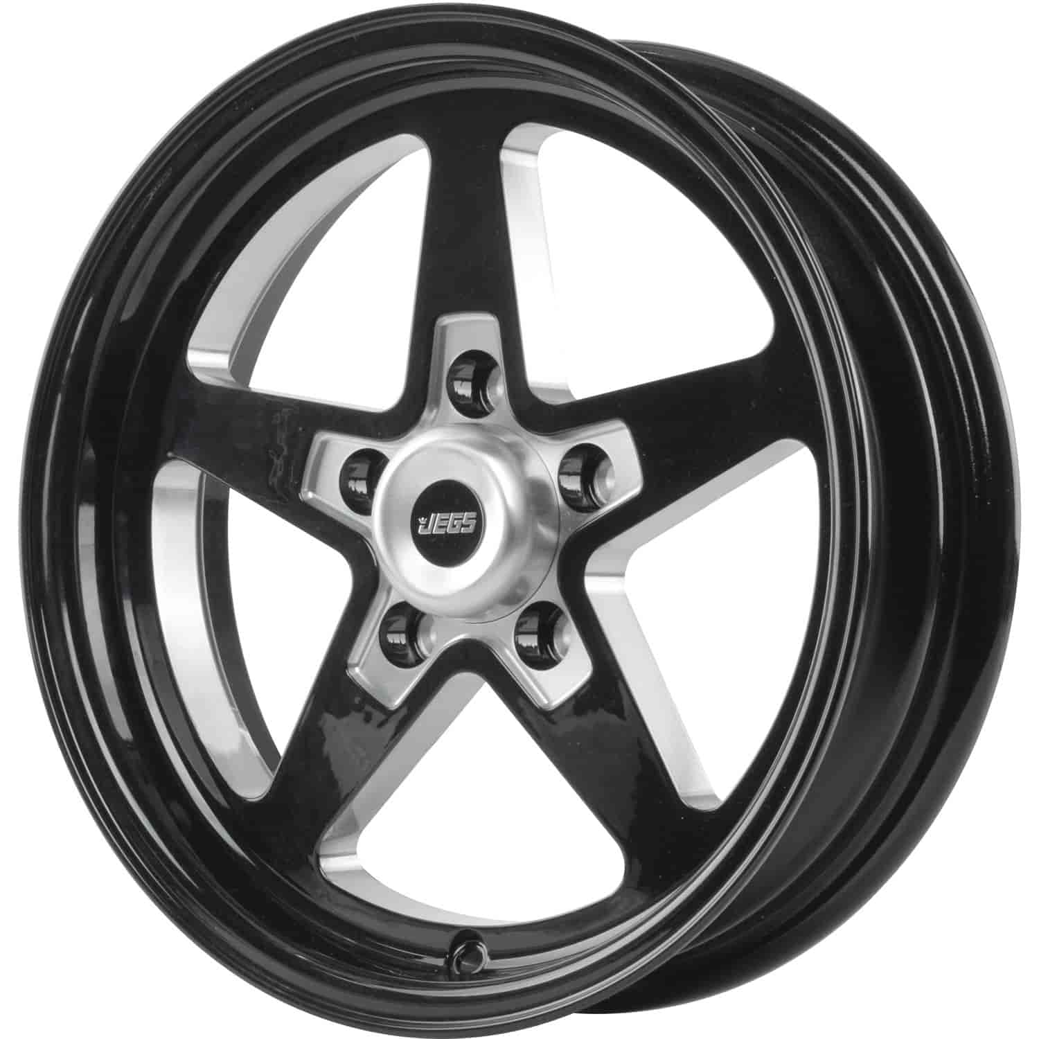 JEGS Performance Products SSR 5 Spoke Star Wheel 15x4""