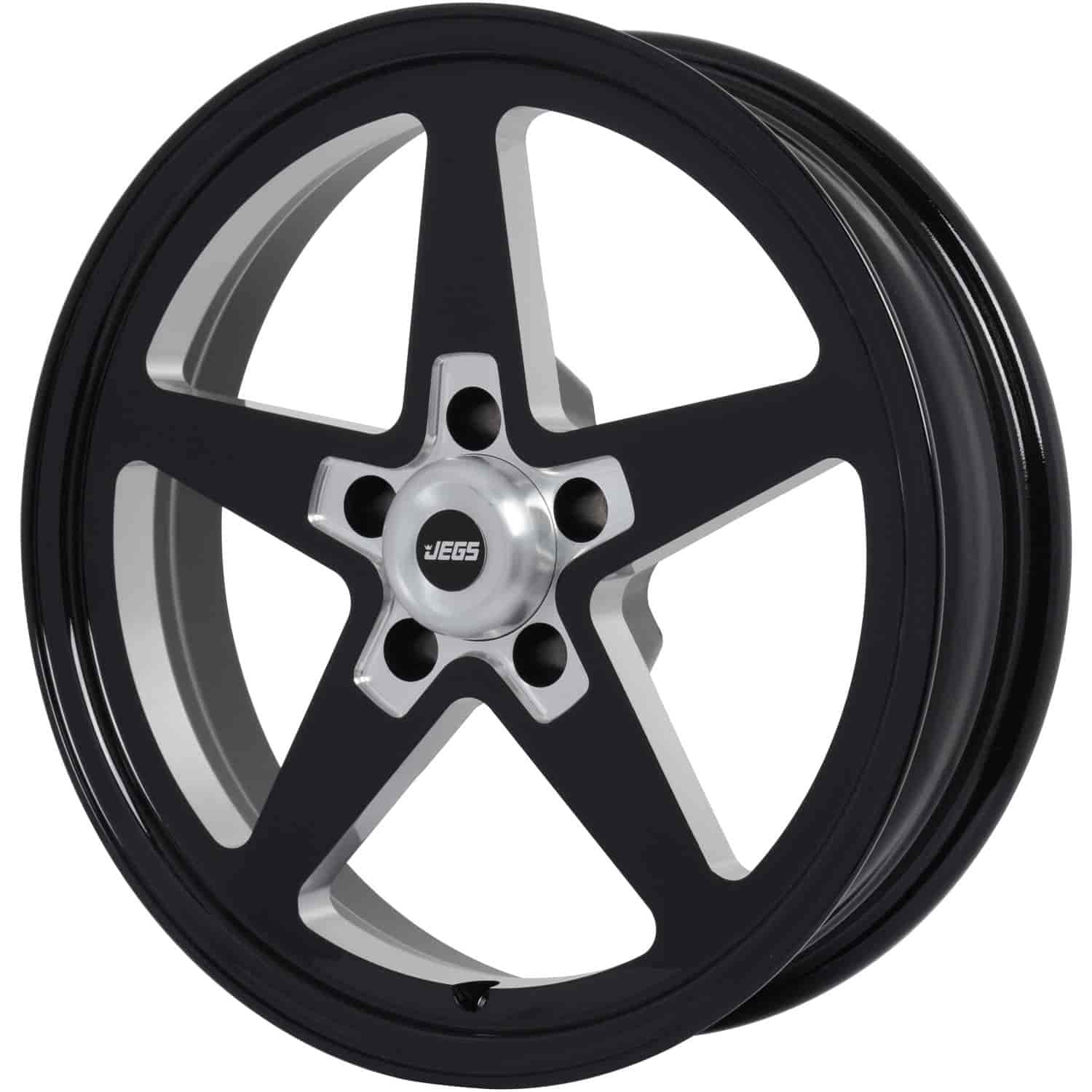 Jegs Performance Products 681291 Ssr Star Wheel 17 X 4 5