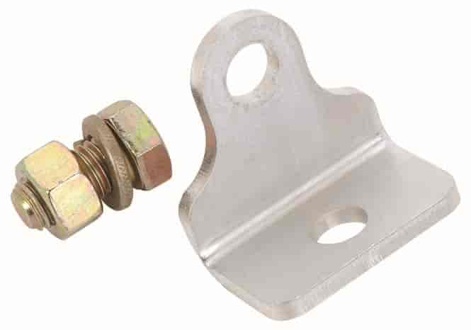 JEGS Performance Products 70015 - JEGS Seat Belt Mounting Brackets