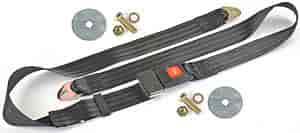 JEGS Performance Products 70070K - JEGS Seat Belts