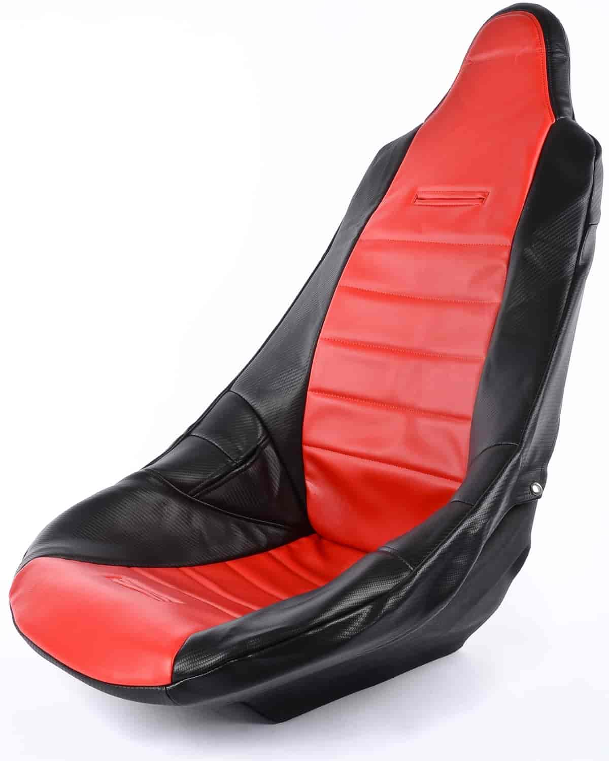JEGS Performance Products 702001 - JEGS Pro High Back Race Seats and Seat Covers