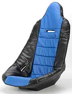 JEGS Performance Products 70272 - JEGS Pro High Back Race Seats and Seat Covers