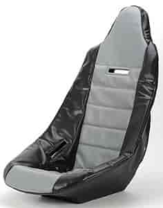 JEGS Performance Products 70276 - JEGS Pro High Back Race Seats and Seat Covers