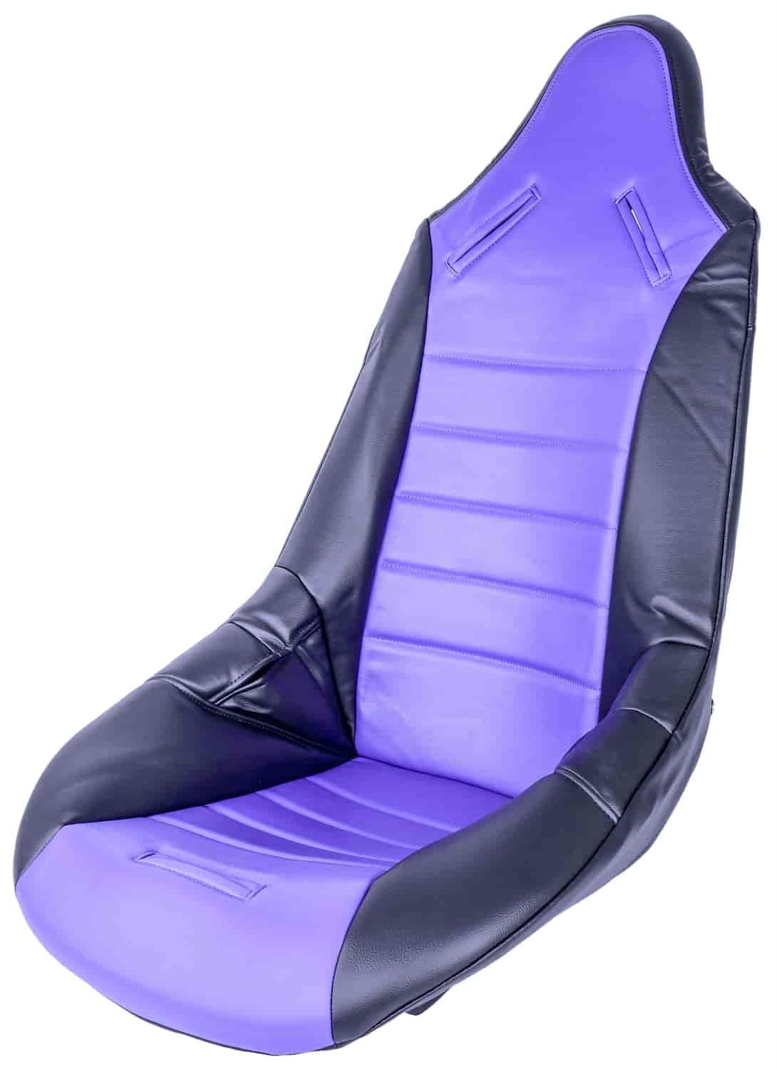 JEGS Performance Products 70285 - JEGS Pro High Back II Race Seats and Seat Covers