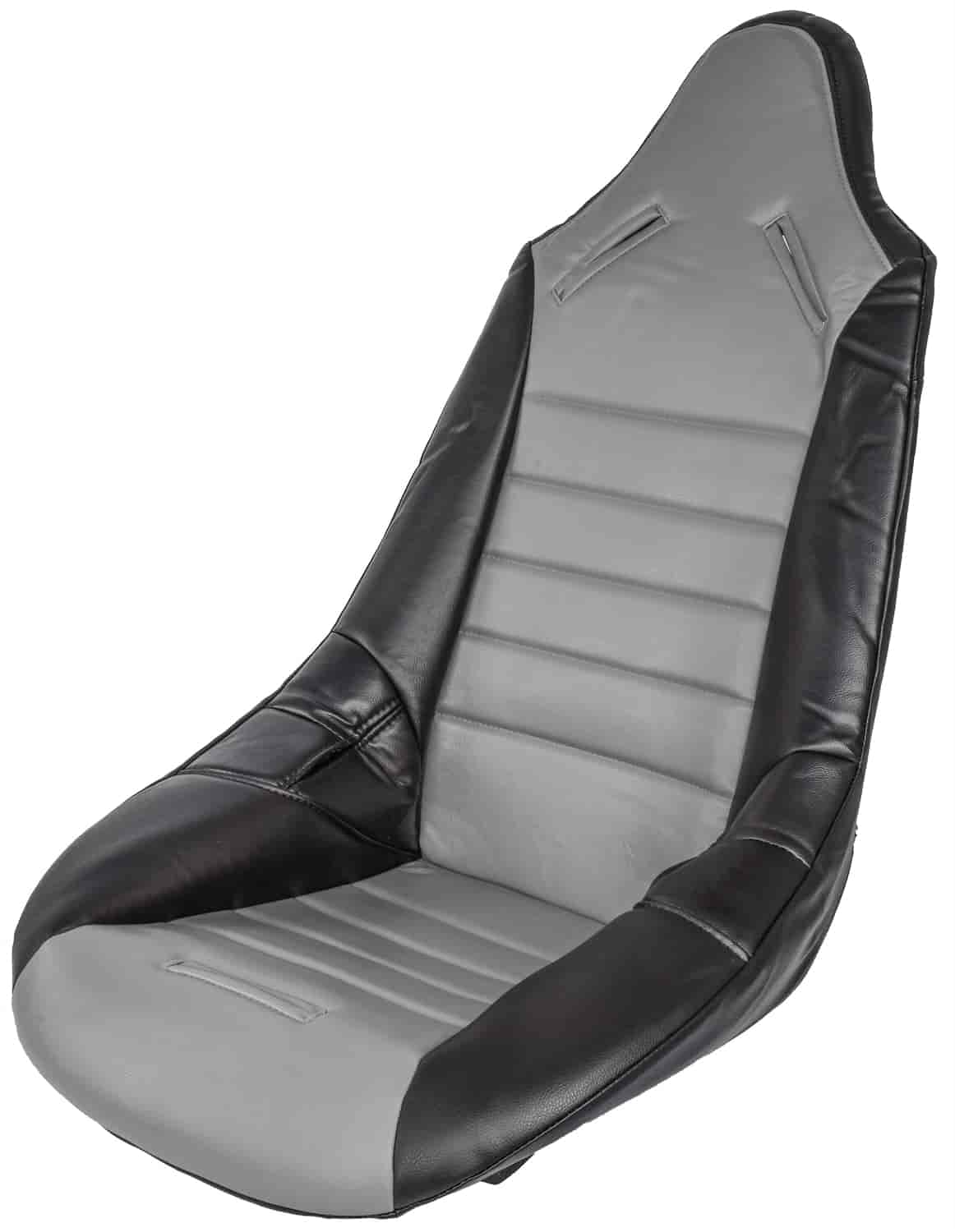 JEGS Performance Products 70286 - JEGS Pro High Back II Race Seats and Seat Covers