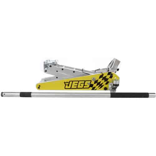 JEGS Performance Products 80008 - JEGS Professional Pit & Garage Jacks