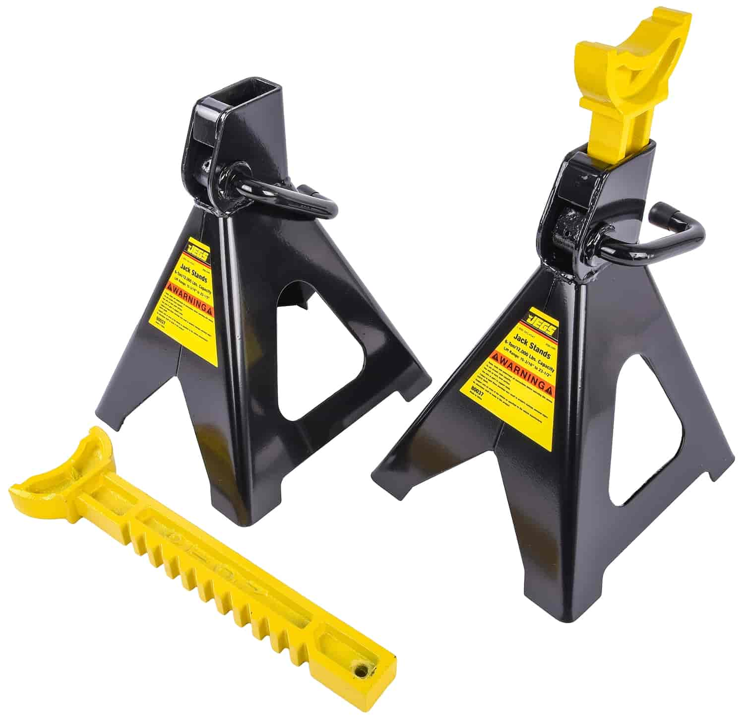 JEGS Performance Products 80037 - JEGS Jack Stands
