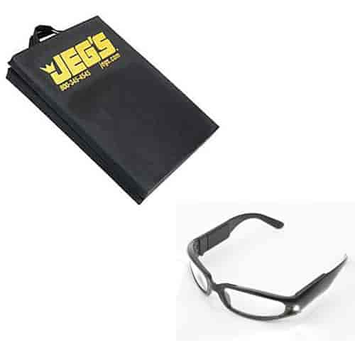 JEGS Performance Products 80054K3 - JEGS Pit Kit
