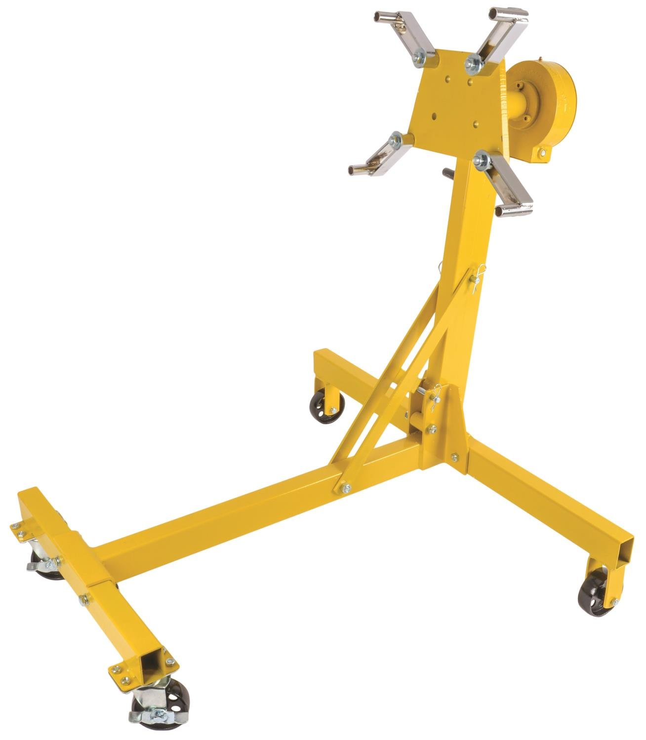 JEGS Performance Products 80059 - JEGS Rotating Engine Stand
