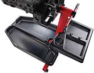 Easy Clean Engine Stand Drip Tray Fits Most Upright Center