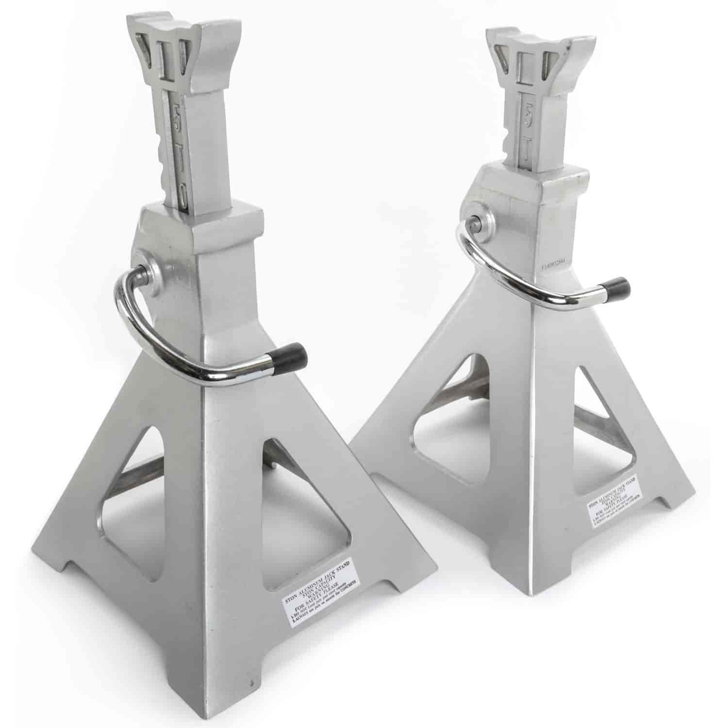 JEGS Performance Products 80067 - JEGS Aluminum Jack Stands