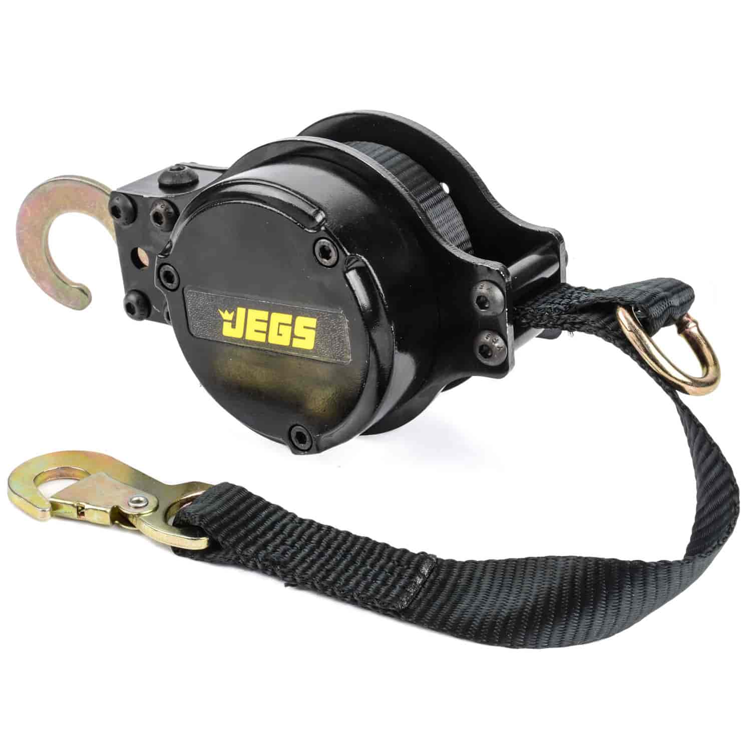 JEGS Performance Products 80145 - JEGS Retractable Tow Straps