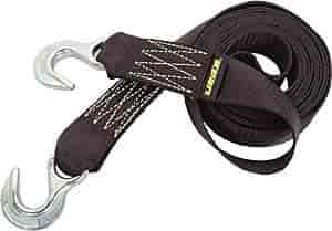 JEGS Performance Products 80146 - JEGS Retractable Tow Straps