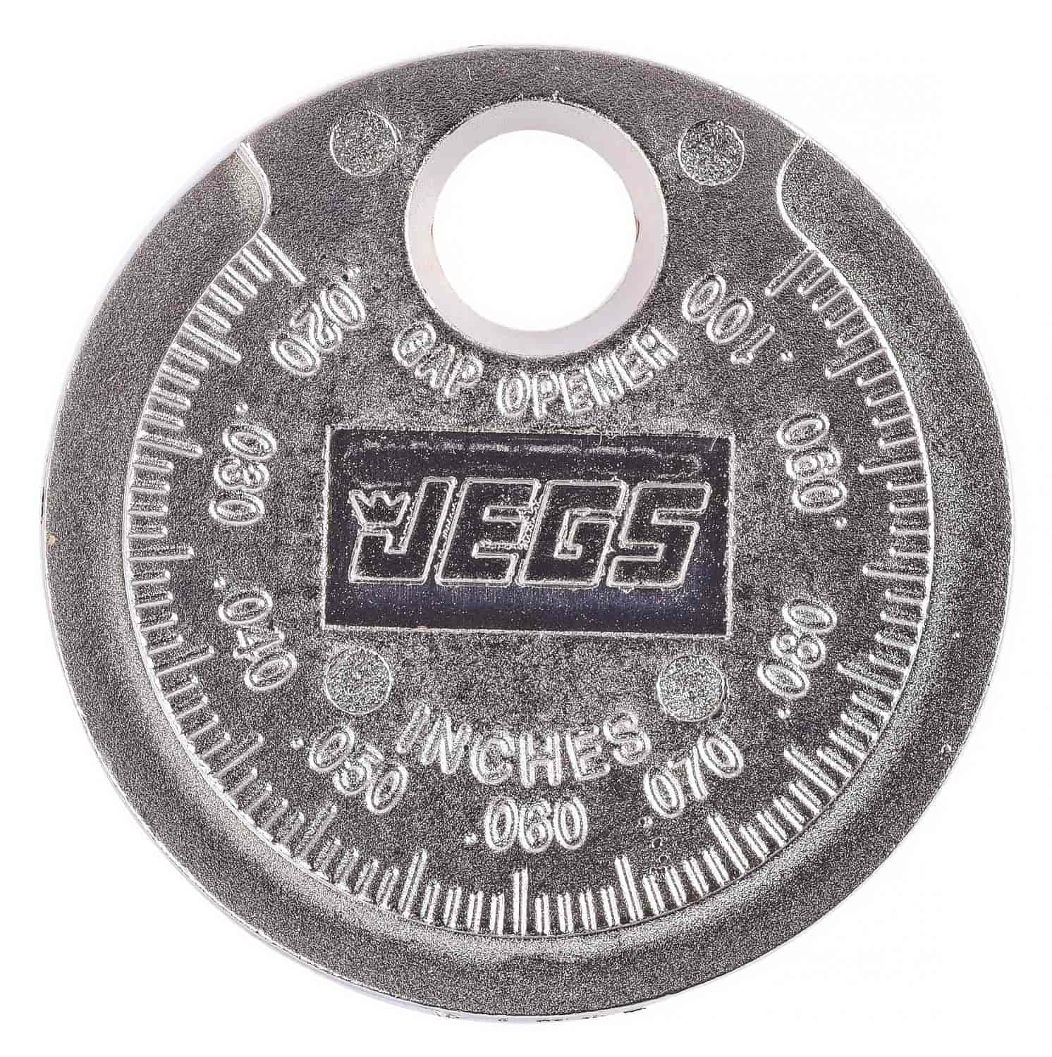 JEGS Performance Products 80503 - JEGS Spark Plug Gapper