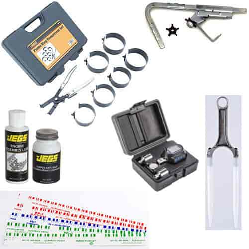 JEGS Performance Products 80516K - Engine Builder Kits