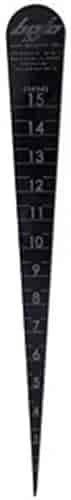 JEGS Performance Products 80690 - JEGS Composite Auto Body Gap Gauge